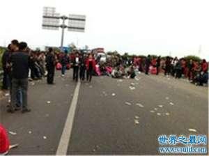 汕头海门事件,数万群众聚众示威逼政府低头并获成功