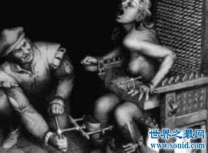 裸刑古代最侮辱人的刑罚也曾有人不畏此罚