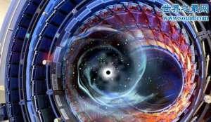 人造黑洞,大型强子对撞机(吞噬地球自我毁灭)