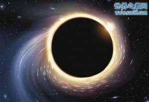 宇宙发现超级黑洞,是太阳的十万亿倍(可吞噬太阳系)