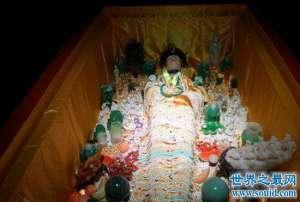 慈禧墓,奢华的太后陵墓数次被盗尸身受辱