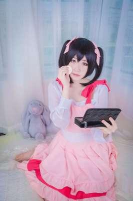 美女动漫 游戏动漫 矢泽妮可